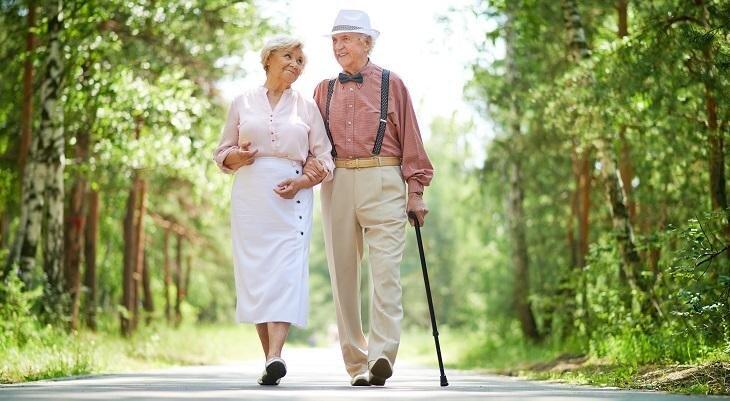 Физическая активность летом и возраст